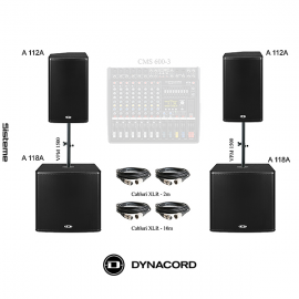 Dynacord A LINE 3