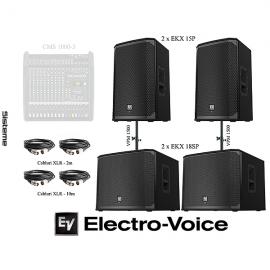 Electro Voice EKX 4