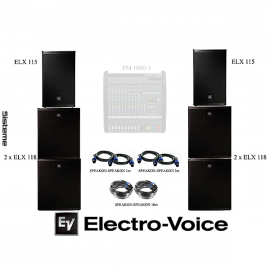 Electro Voice ELX 3