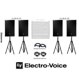 Electro Voice ELX 4