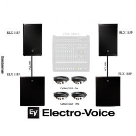 Electro Voice ELX 5
