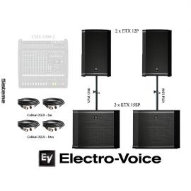 Electro Voice ETX 1