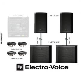 Electro Voice ETX 2