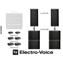 Electro Voice ETX 3