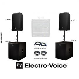Electro Voice ZLX 3
