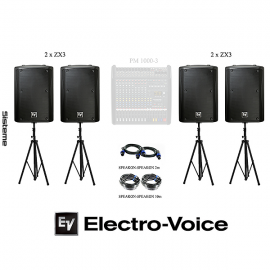 Electro Voice ZX3 4