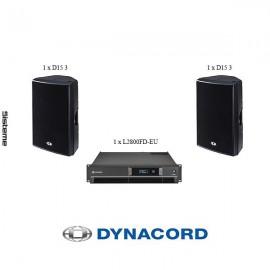 Sistem Dynacord D Lite 4