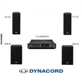 Sistem Dynacord VL 2