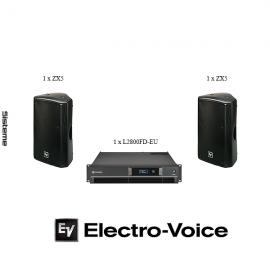 Sistem ElectroVoice ZX5 1×2