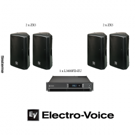 Sistem ElectroVoice ZX5 2×2