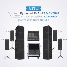Dynacord Xa2 PRO EXTINS