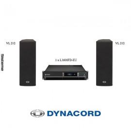 Sistem Dynacord VL 212 FIR